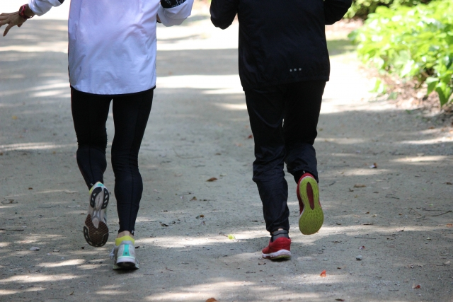 マラソン,ランナー膝,足底筋膜炎,茨木市新庄町整骨院